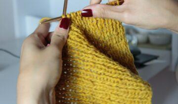 5 Gründe, warum du unbedingt anfangen solltest zu stricken